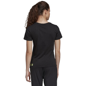 adidas Five Ten 5.10 GFX Tee Women black